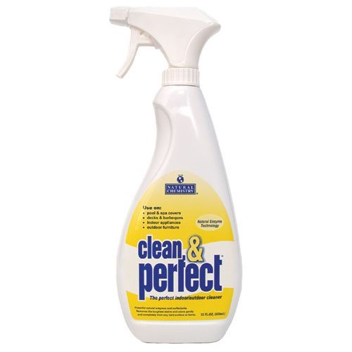 Natural Chemistry Clean & Perfect, 22 oz Spray, Case of 12