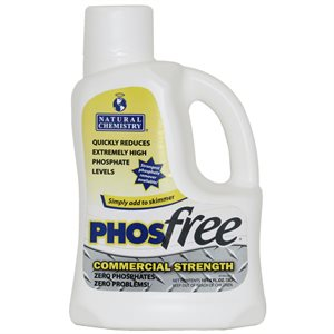 Natural Chemistry PhosFREE Commercial Strength, 3L