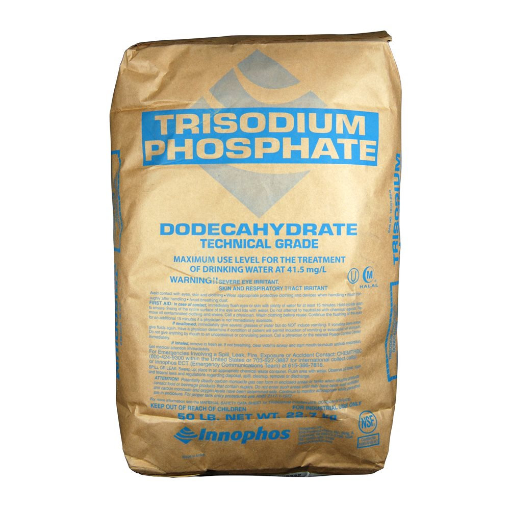 Trisodium phosphate tsp 50 lb for Trisodium phosphate for cleaning concrete