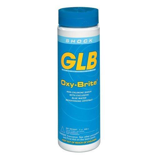 Glb 71420a Oxy Brite Non Chlorine Shock 20 Lb Case Of 2