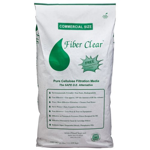 Cf 138 Cellulose Fiber Filter Media 25 Lb