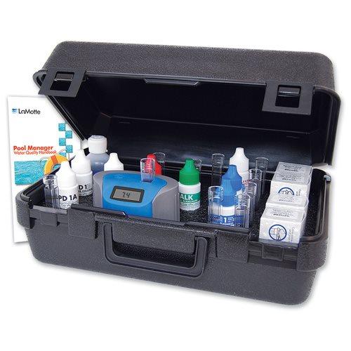 Lamotte 2058 Colorq Pro 11 Test Kit Liquid