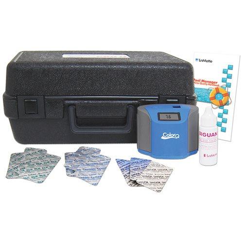 Lamotte 2060 Colorq Pro 11 Test Kit Testabs