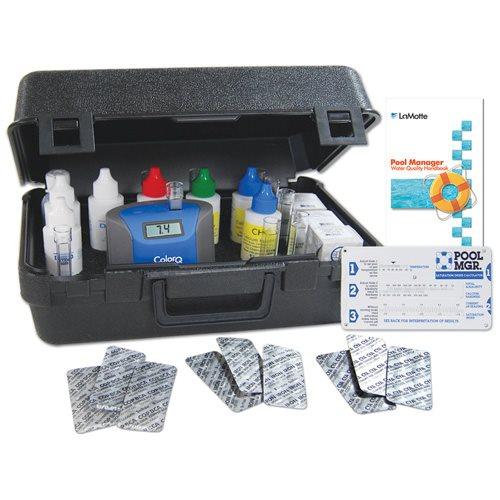 Lamotte 2067 Colorq Pro 9 Plus Test Kit
