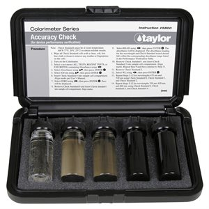 Accuracy Check Kit for Taylor TTi 2000