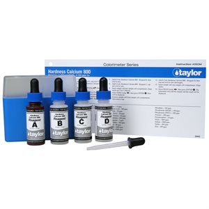 Reagent Pack for Taylor TTi 2000, Calcium Hardness