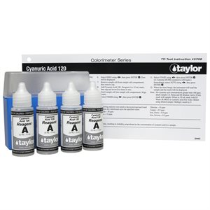 Reagent Pack for Taylor TTi 2000, Cyanuric Acid