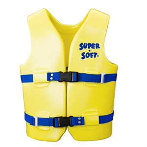 Super Soft Safety Vest, Youth, Yellow