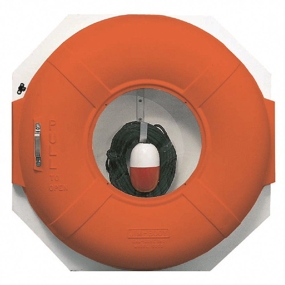 Life Ring Cabinet Combo 20 Quot Orange