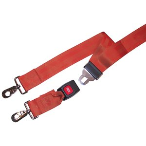 Pro-Lite Speed Clip Strap, Red