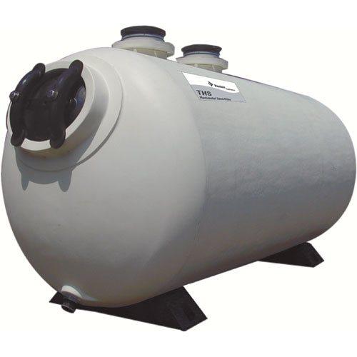 Pentair 143461 ths series horizontal sand filter 34 x 61 Swimming pool backwash holding tank