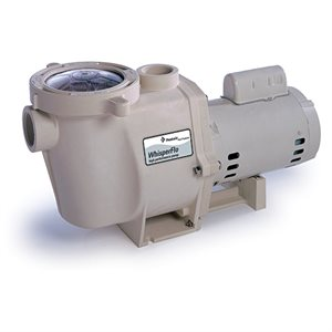 Pentair WhisperFlo Pumps, High Performance Full-Rated Energy Efficient, 1 1 / 2 HP (Pentair #011