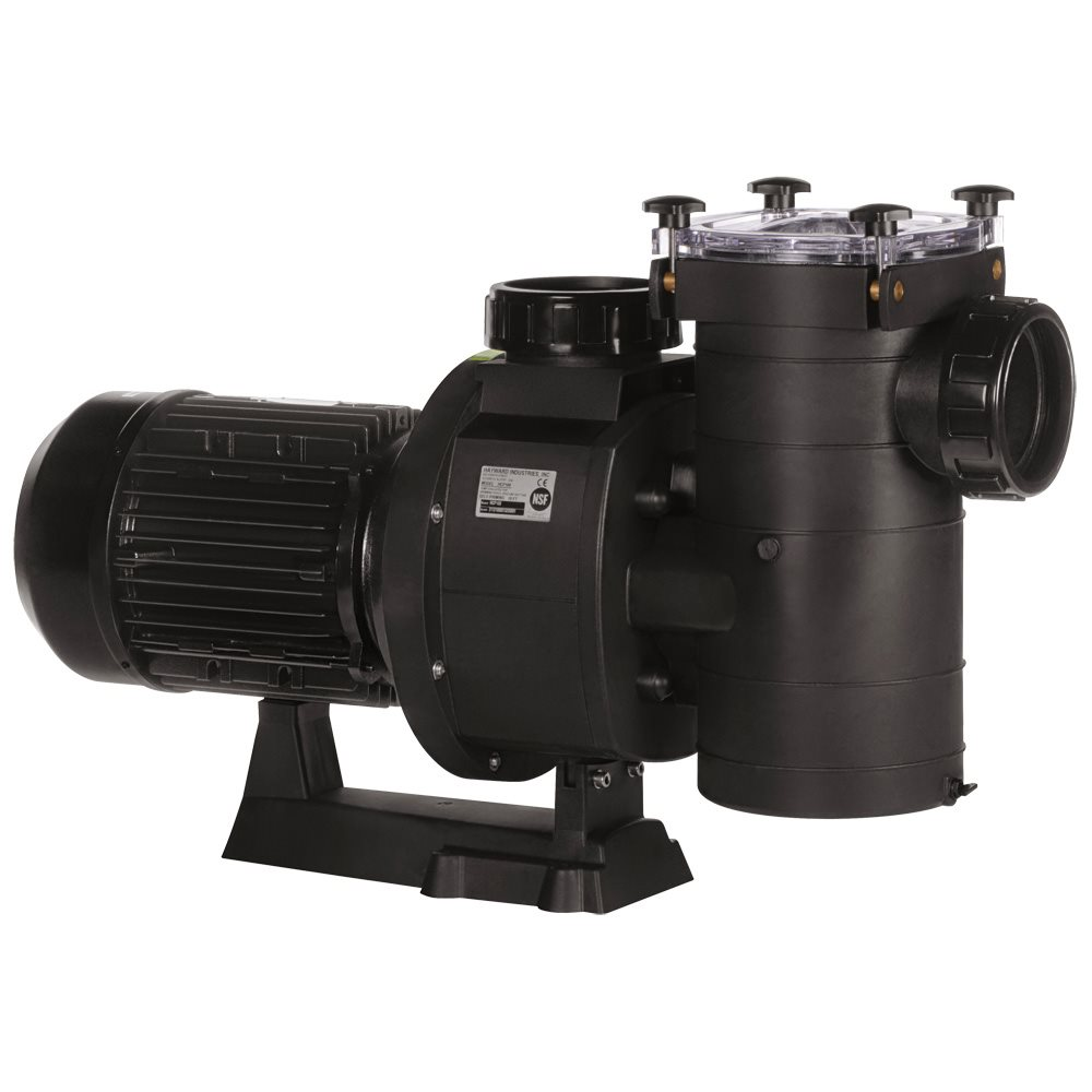 Hayward Hcp100 Commercial Thermoplastic Pump 10 Hp