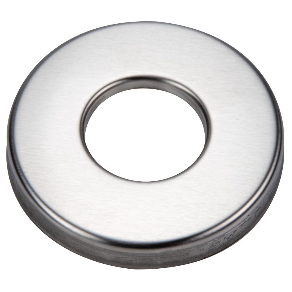 Round, Stainless 304 Finish, For 1.9