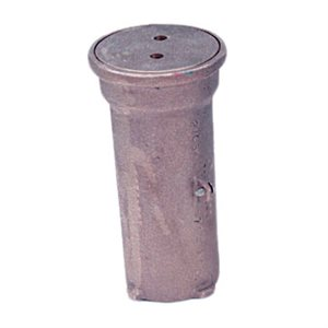 Stanchion Socket - Standard Bronze