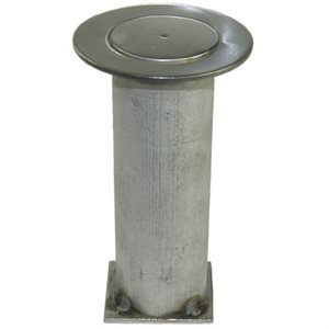 Stanchion Socket - Paragon Stainless Steel