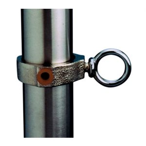 Stanchion Collar with Eyebolt