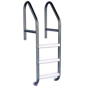 "Ladder 35"" x .109"" (Without Crossbrace), 3-Step"