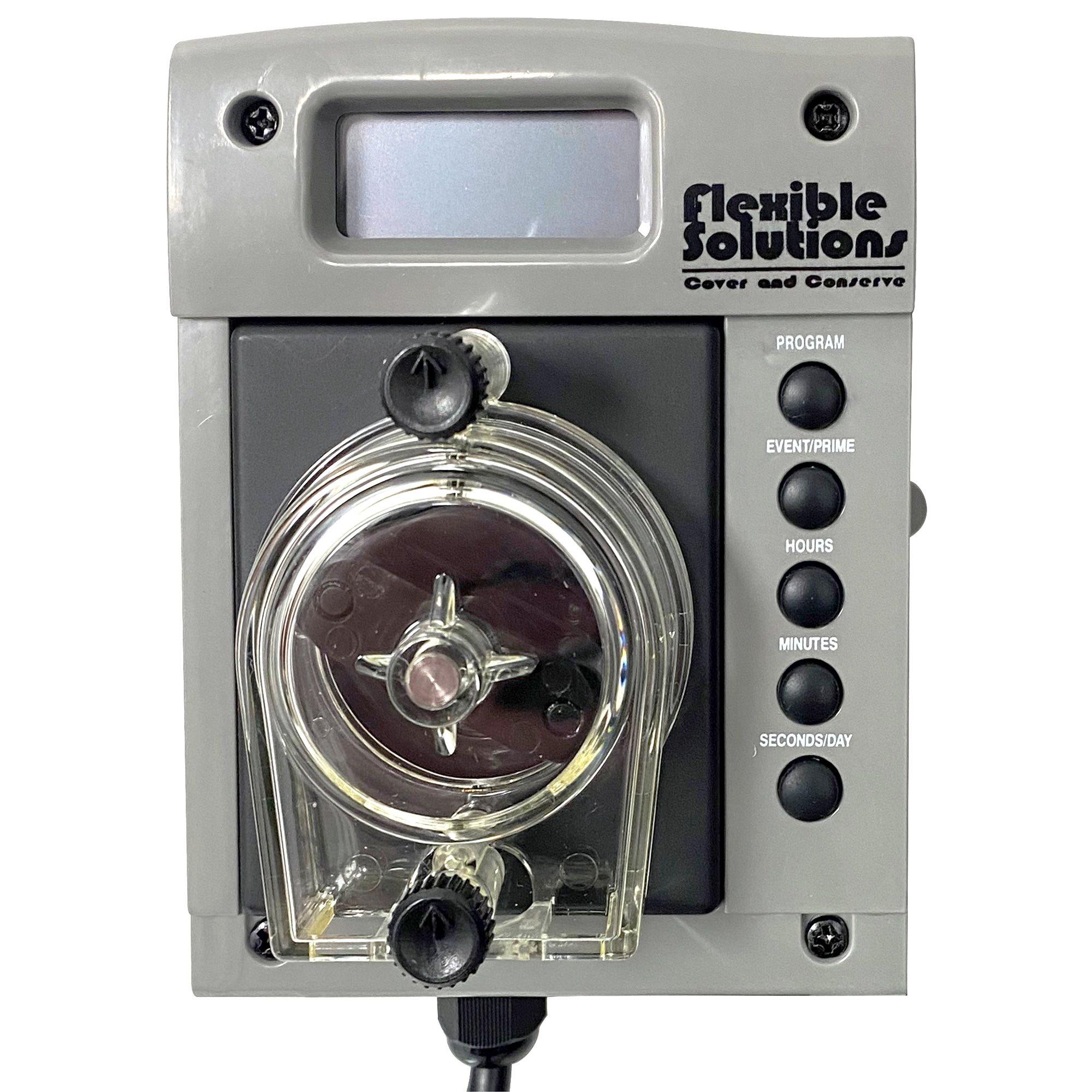 Metering Pump For Heatsavr Liquid Pool Cover