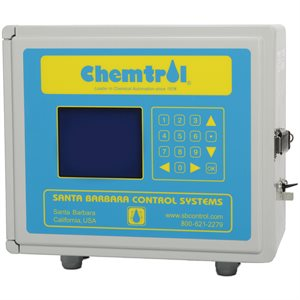 Chemtrol PC-3000 Automatic Chemical Control System