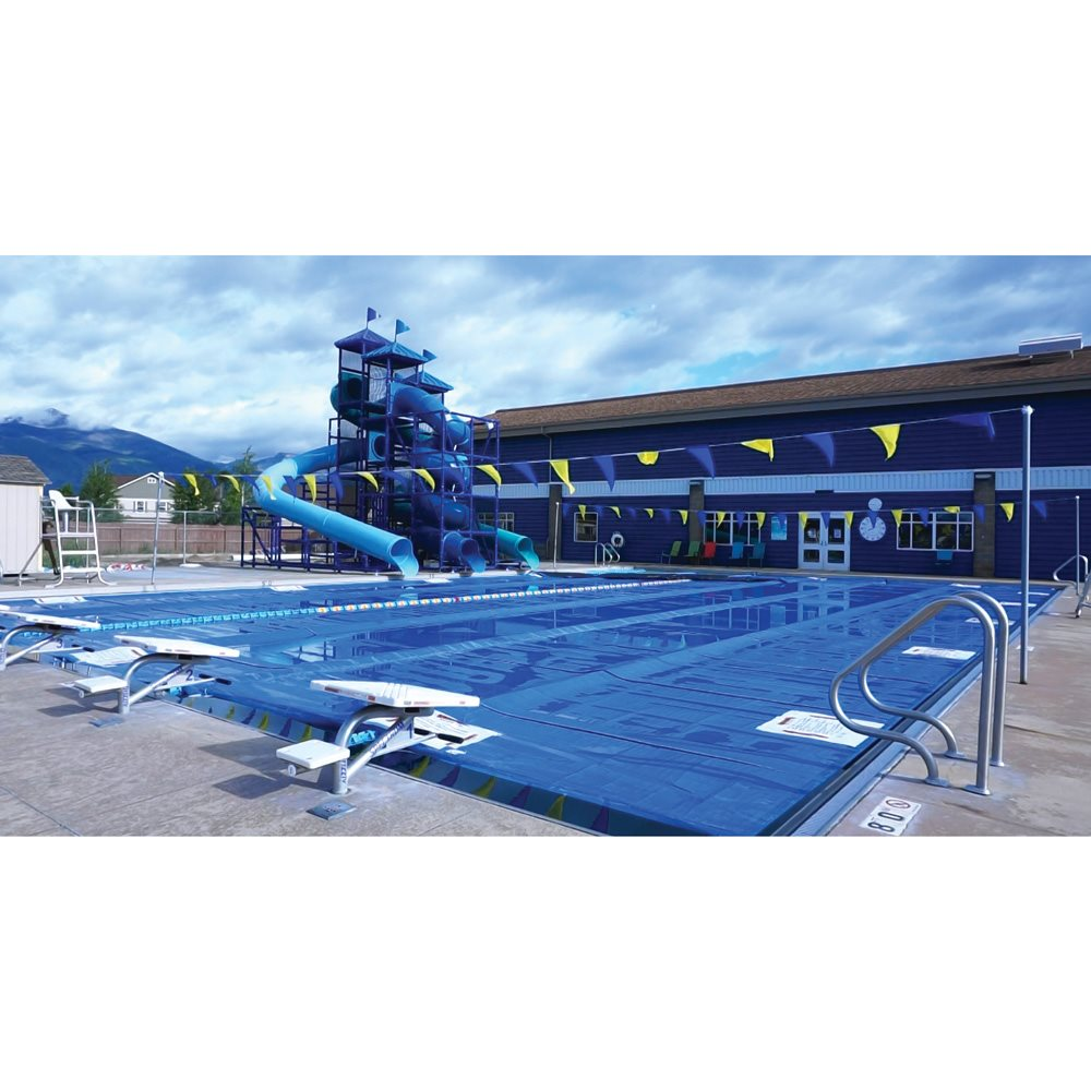 Thermgard Insulated Swimming Pool Cover