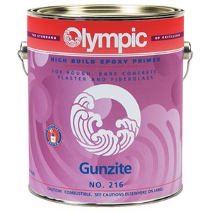 Olympic Gunzite Epoxy Primer FOUR GALLON