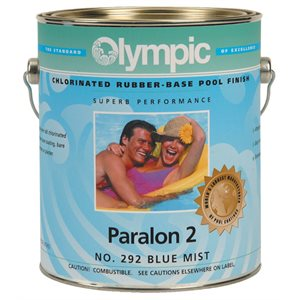 Olympic Paralon 2 Rubber Base (Configure Color and Size)