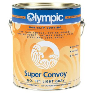 Olympic Super Convoy Epoxy GALLON, Bikini Blue