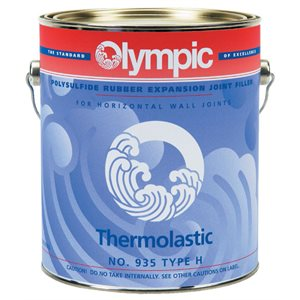 Olympic Thermolastic Joint Filler GALLON, Horizontal
