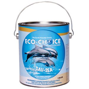 Eco-Choice Commercial Premium Ultra High Gloss 2-Part Epoxy, One Gallon