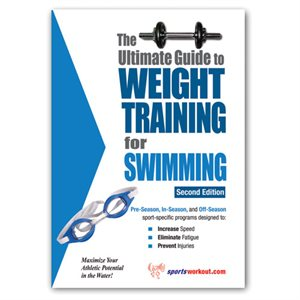 Book - Ultimate Guide to Weight Training For Swimming