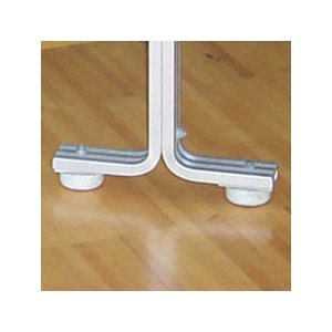 Foot Pads for Aluminum Bench, For 12 ft / 15 ft Bench