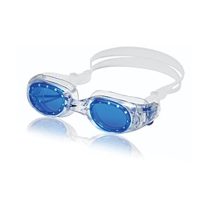 Speedo Jr. Hydrospex2 Goggle, Clear Ice / Blue