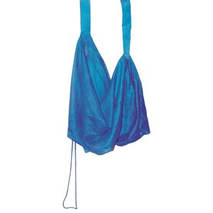 Mesh Bag for Super Soft Swim Gear, Blue