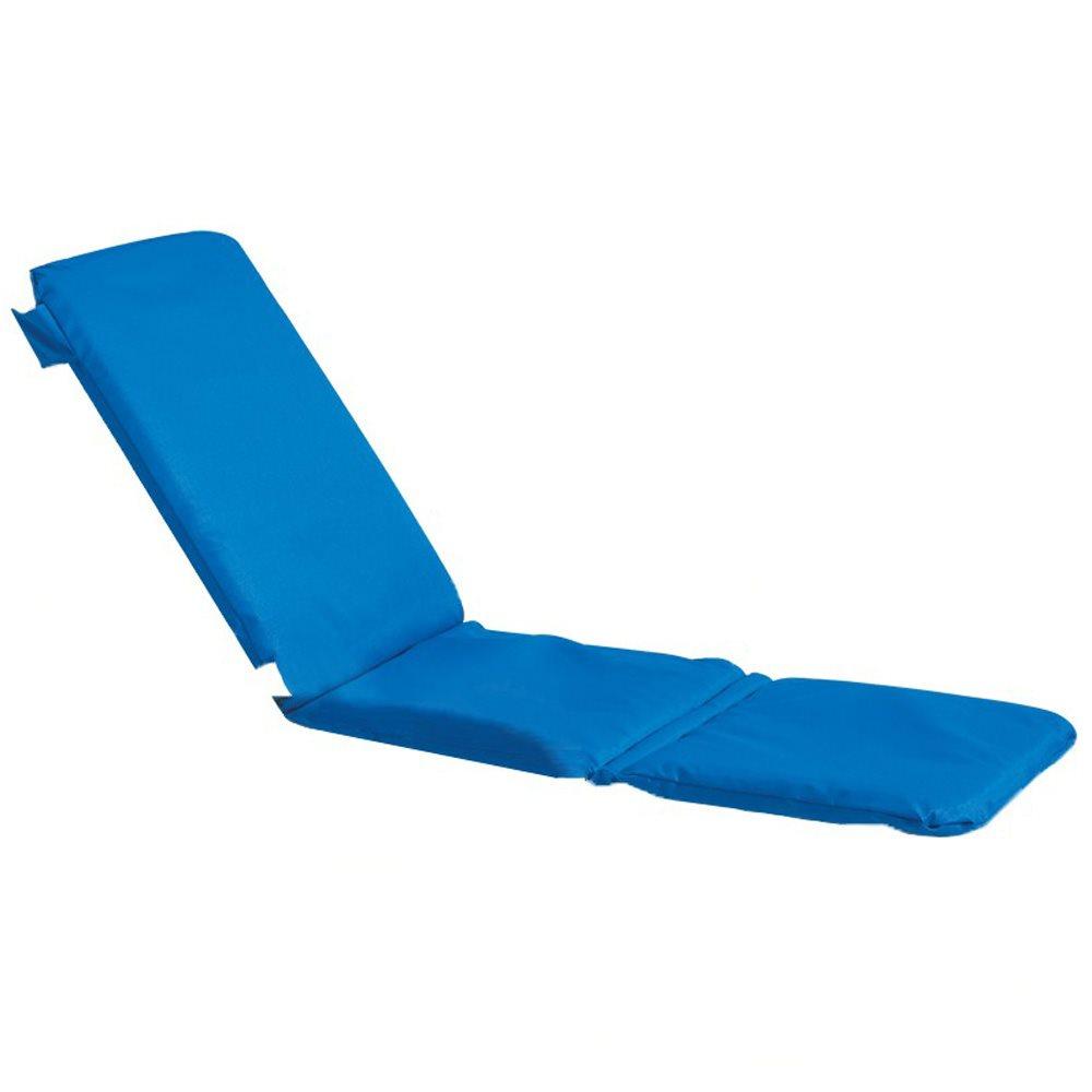 Cushion With Hood For Bahia Chaise Lounge Royal Blue