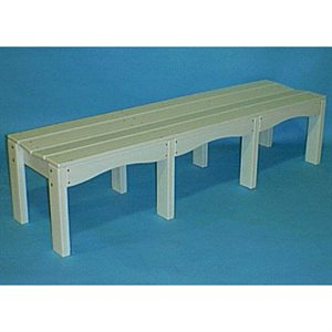 Tailwind Backless Bench, 70""