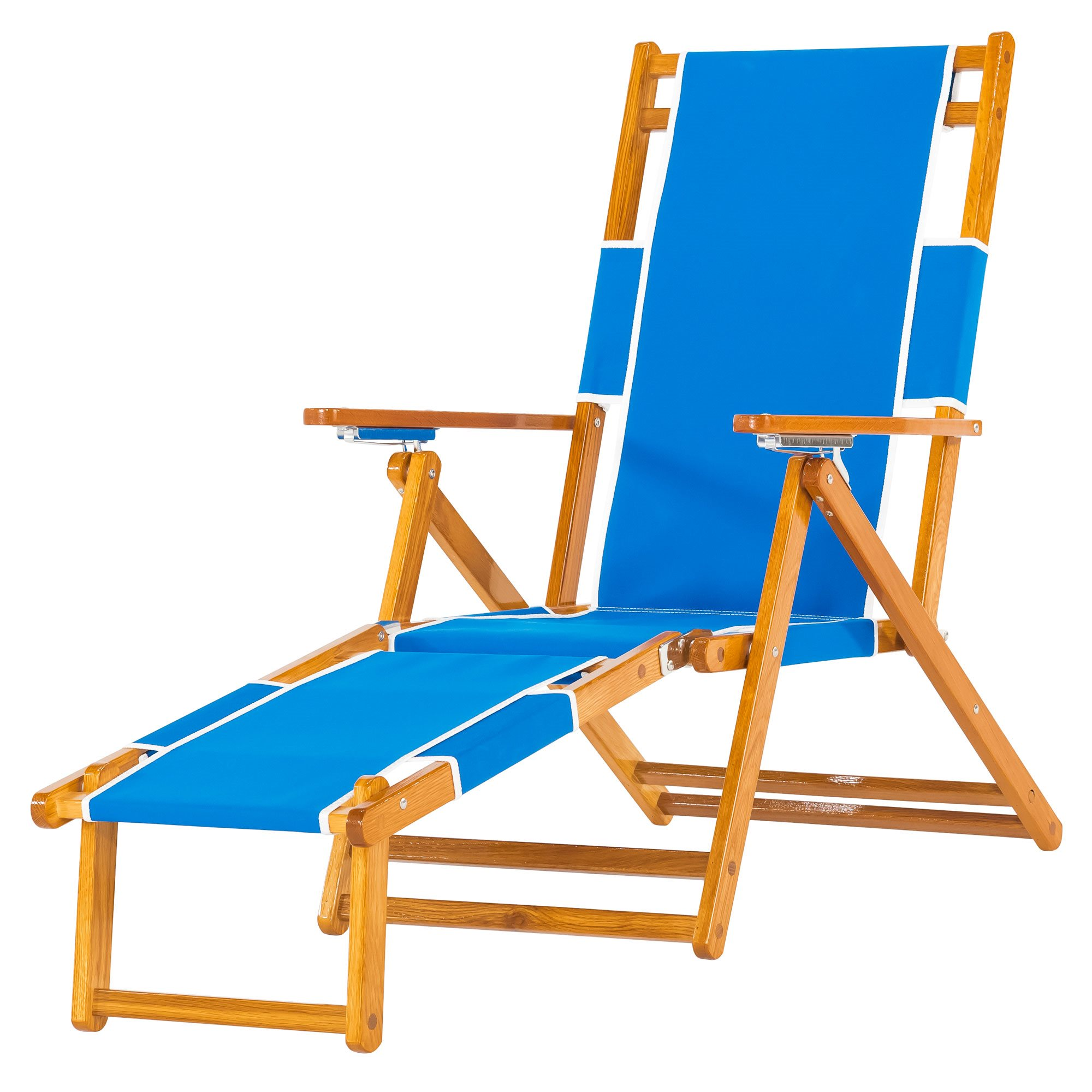 Folding Wood Beach Chair