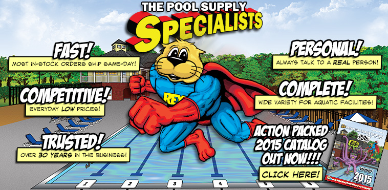 RecSupply - The Commercial Pool Supply Specialists!