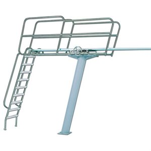 Paragon Paraflyte Diving Stands, Ladder at Rear