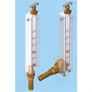 Piro Flow Gauge