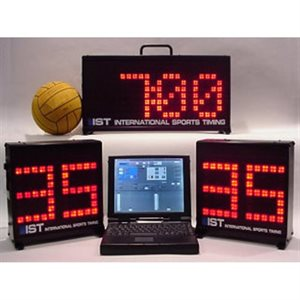 Clocks & Scoreboards