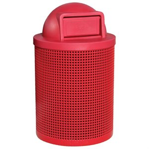 Trash Receptacles & Accessories