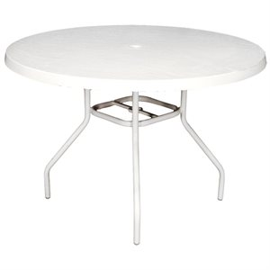 Tables, Fiberglass & Acrylic Tops