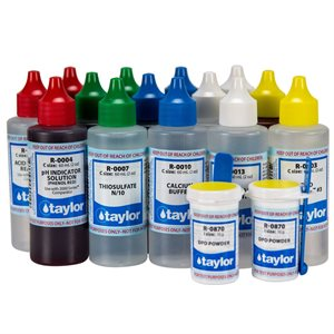 Taylor Test Kit Refill Packs