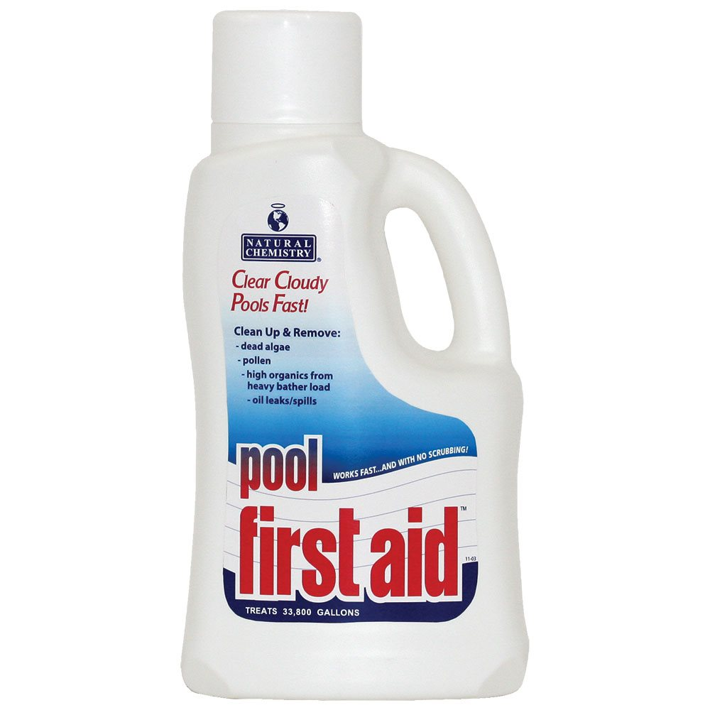 Natural Chemistry 03122 Pool First Aid 2L, Case of 6