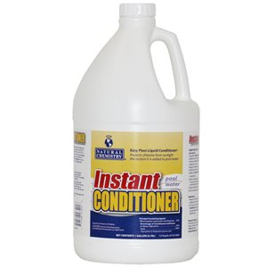 Natural Chemistry Instant Pool Water Conditioner, Gallon