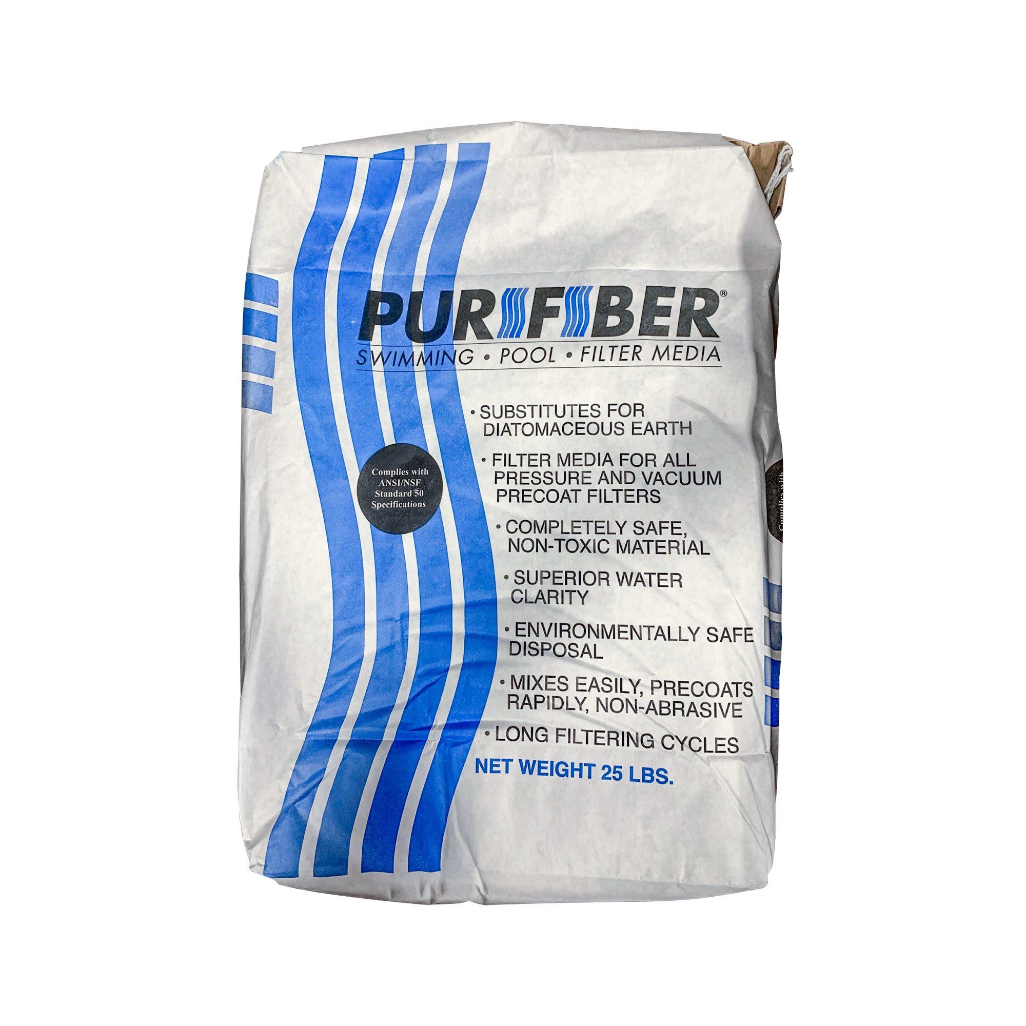 Purifiber Cellulose Filter Media 25 Lb