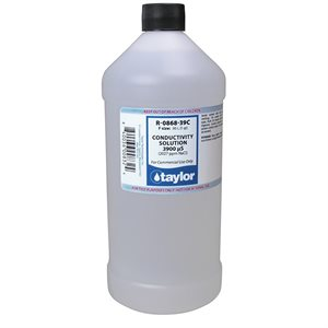 R-0868-39C Conductivity Solution, 3900 uS, 32 oz.