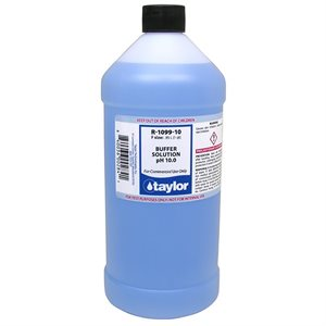 R-1099-10 Buffer Solution pH 10.0, 16 oz.