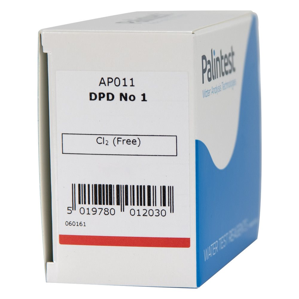 Palintest PM031 Total Chlorine Reagent (DPD3), 50 tablets